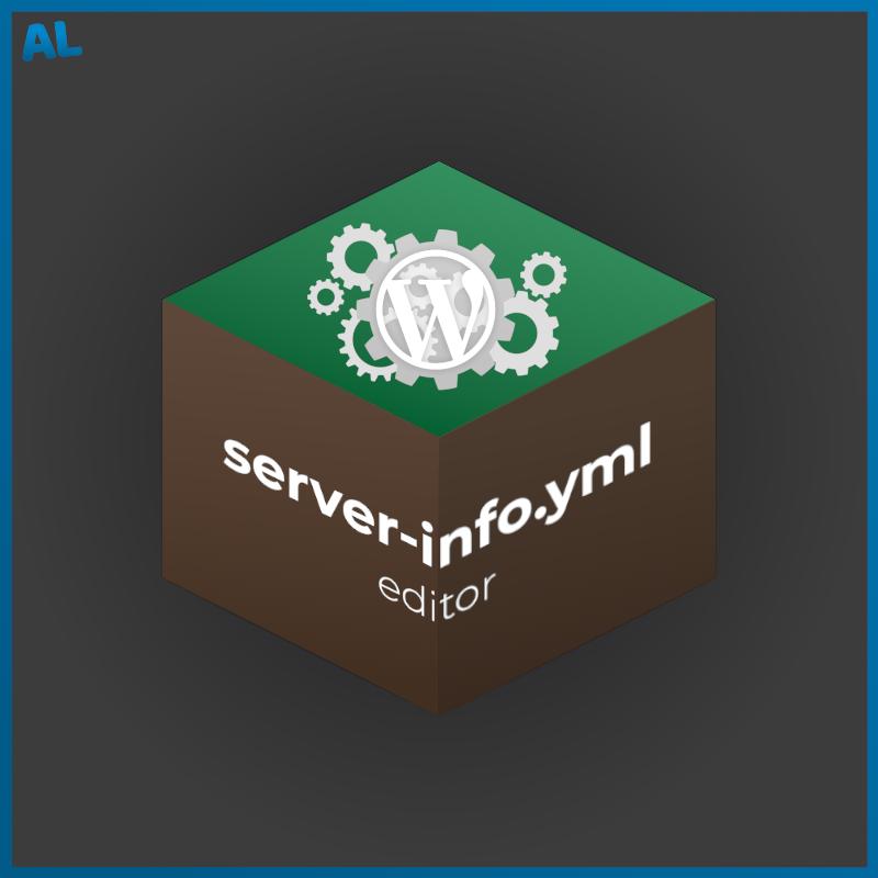 Editor server-info per Minecraft-Italia.it